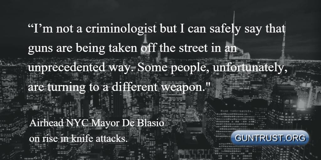 nyc mayor knife attacks