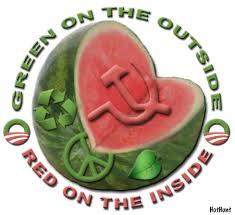 Watermelon-Environmentalism